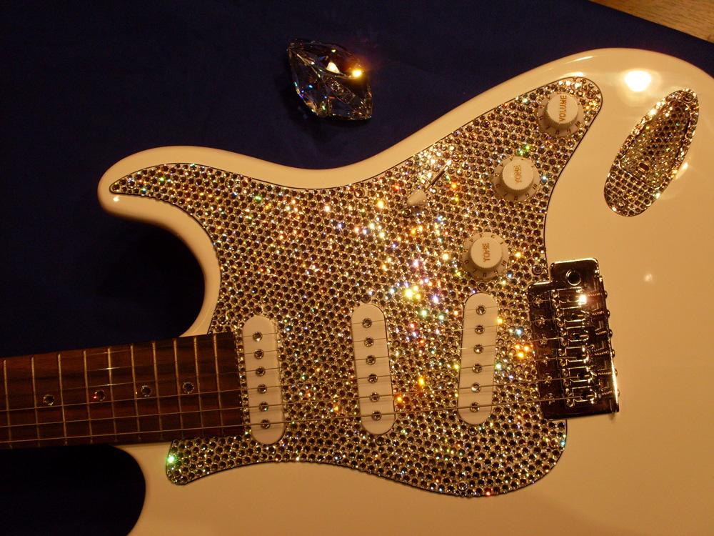Bk Crystal E Gitarre Bk Crystals