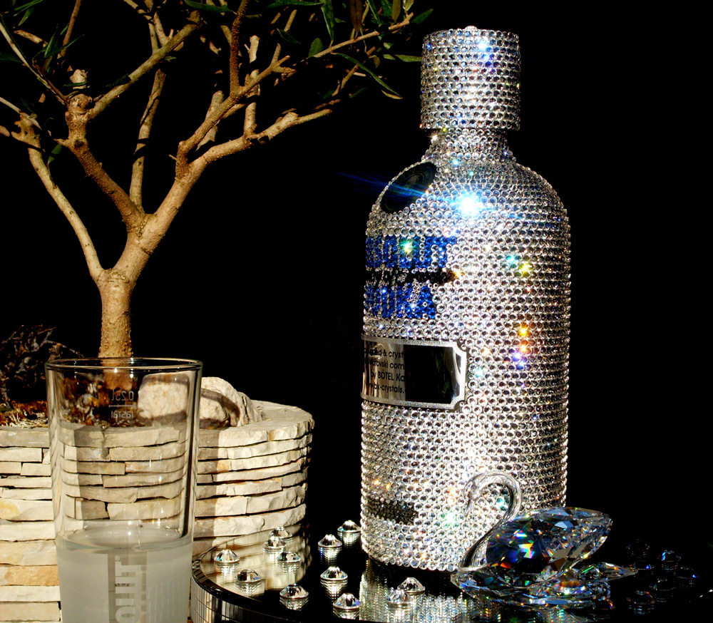 bk crystal absolut vodka bk crystals. Black Bedroom Furniture Sets. Home Design Ideas